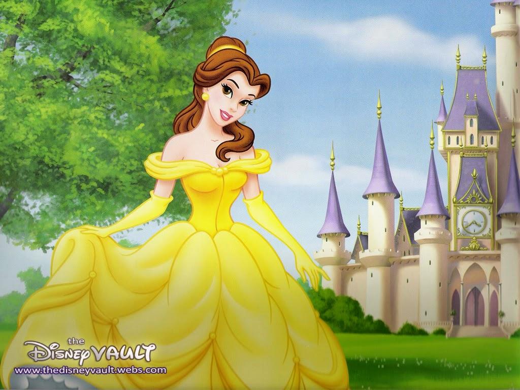 Disney Belle Wallpaper - WallpaperSafari