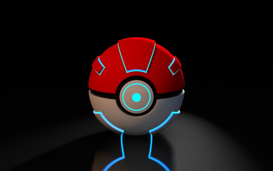 Epic Pokeball Wallpaper Epic pokeball by 900x563