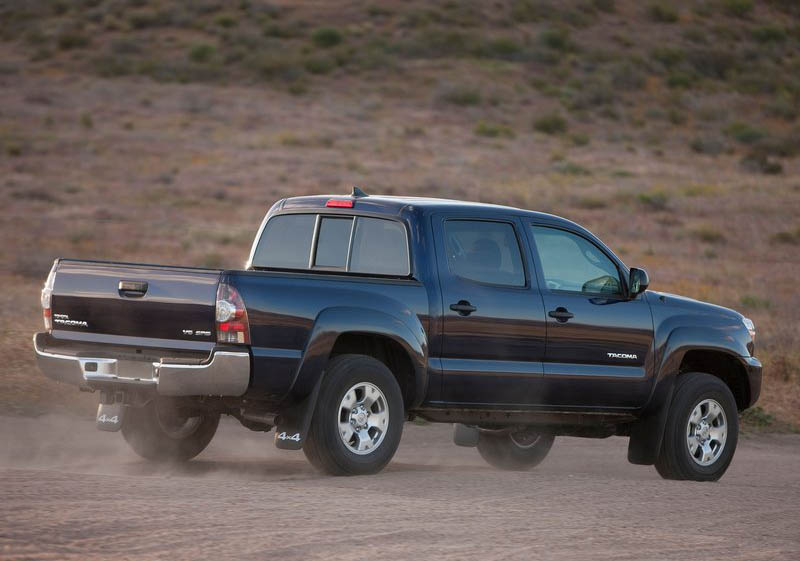 Toyota Tacoma Best Compact Pickup Truck 800x561