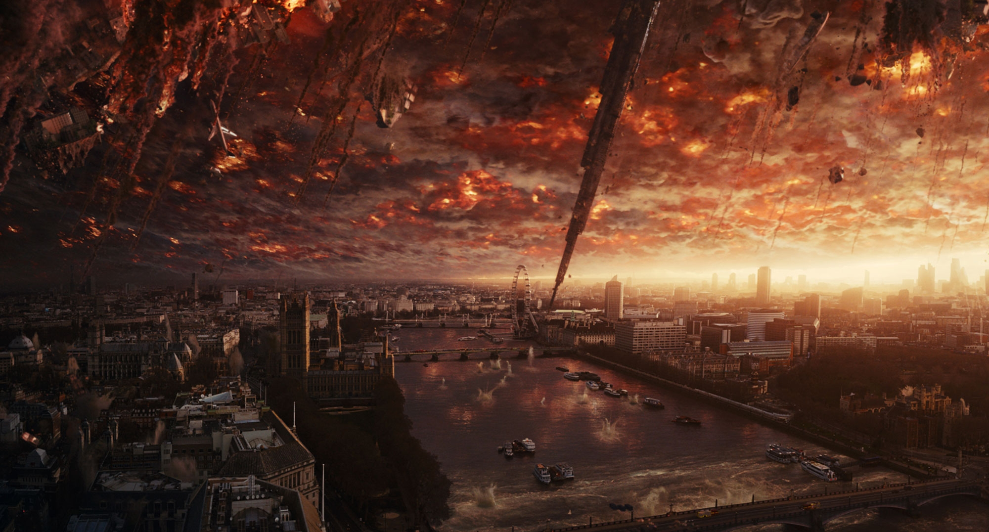 Independence Day Resurgence Wallpapers and Background Images 2000x1076