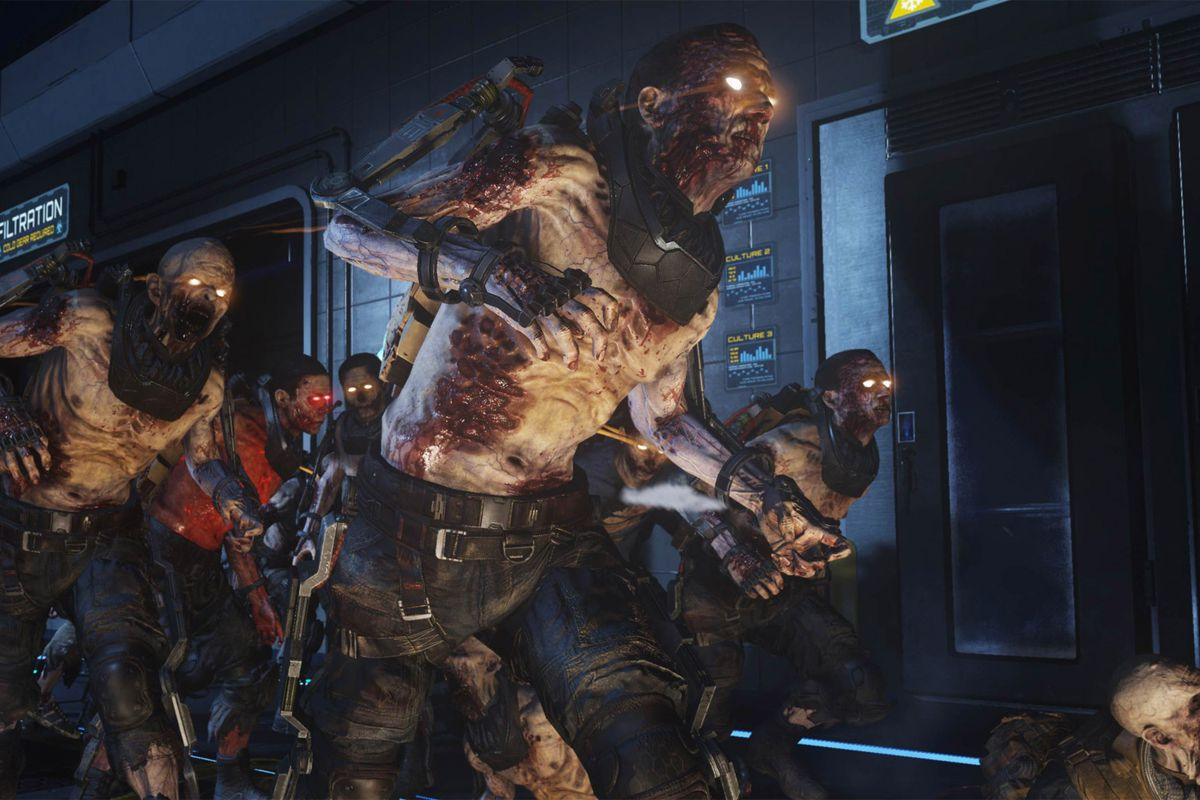 Call of Duty Advanced Warfares zombies coming to PlayStation PC 1200x800