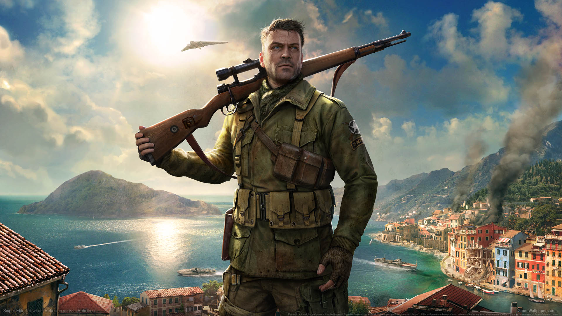Sniper Elite 4 wallpaper 01 1920x1080 1920x1080
