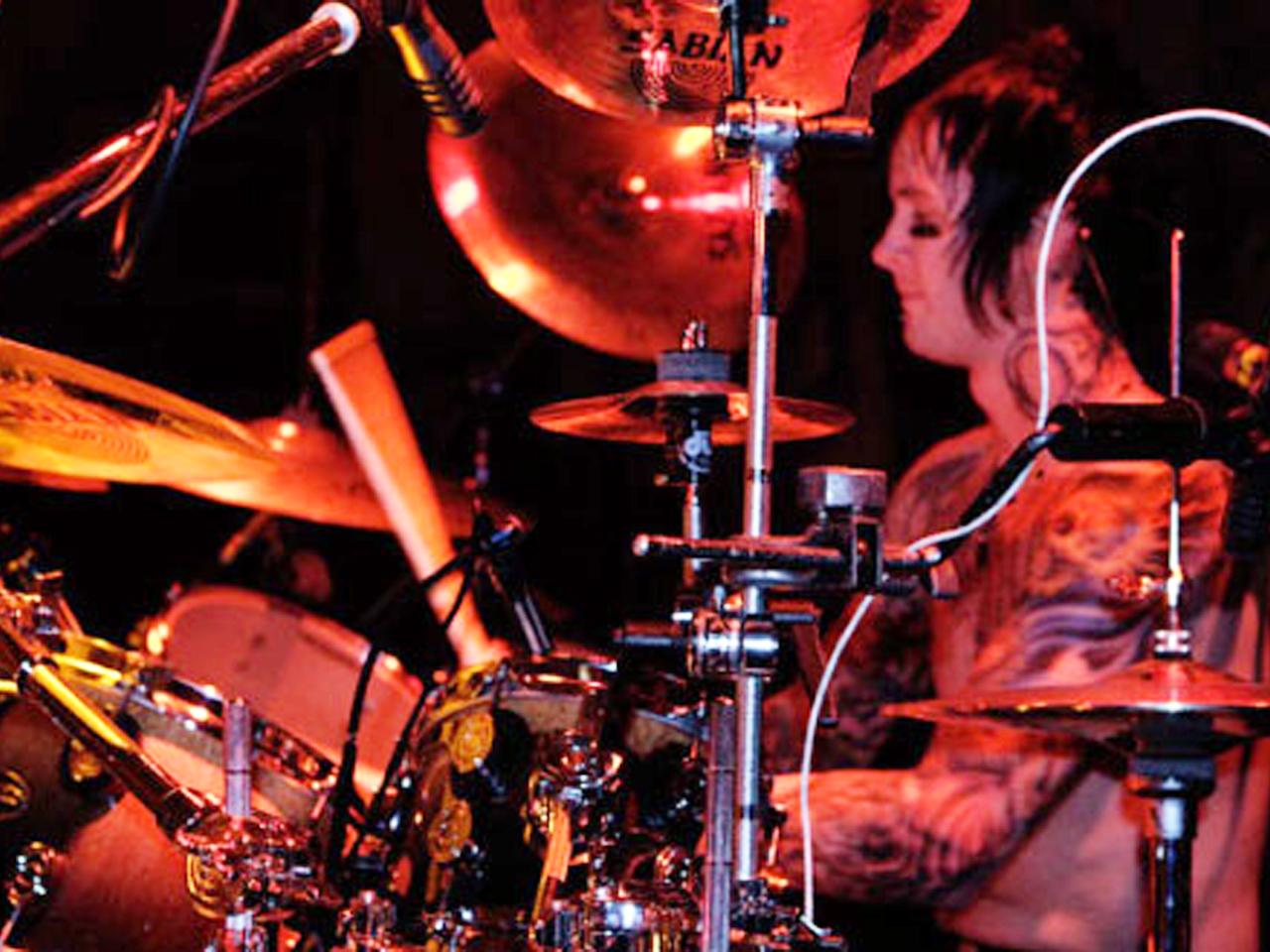 Metal Drummer Pedia and Wallpaper Jimmy The Rev Sullivan 1280x960