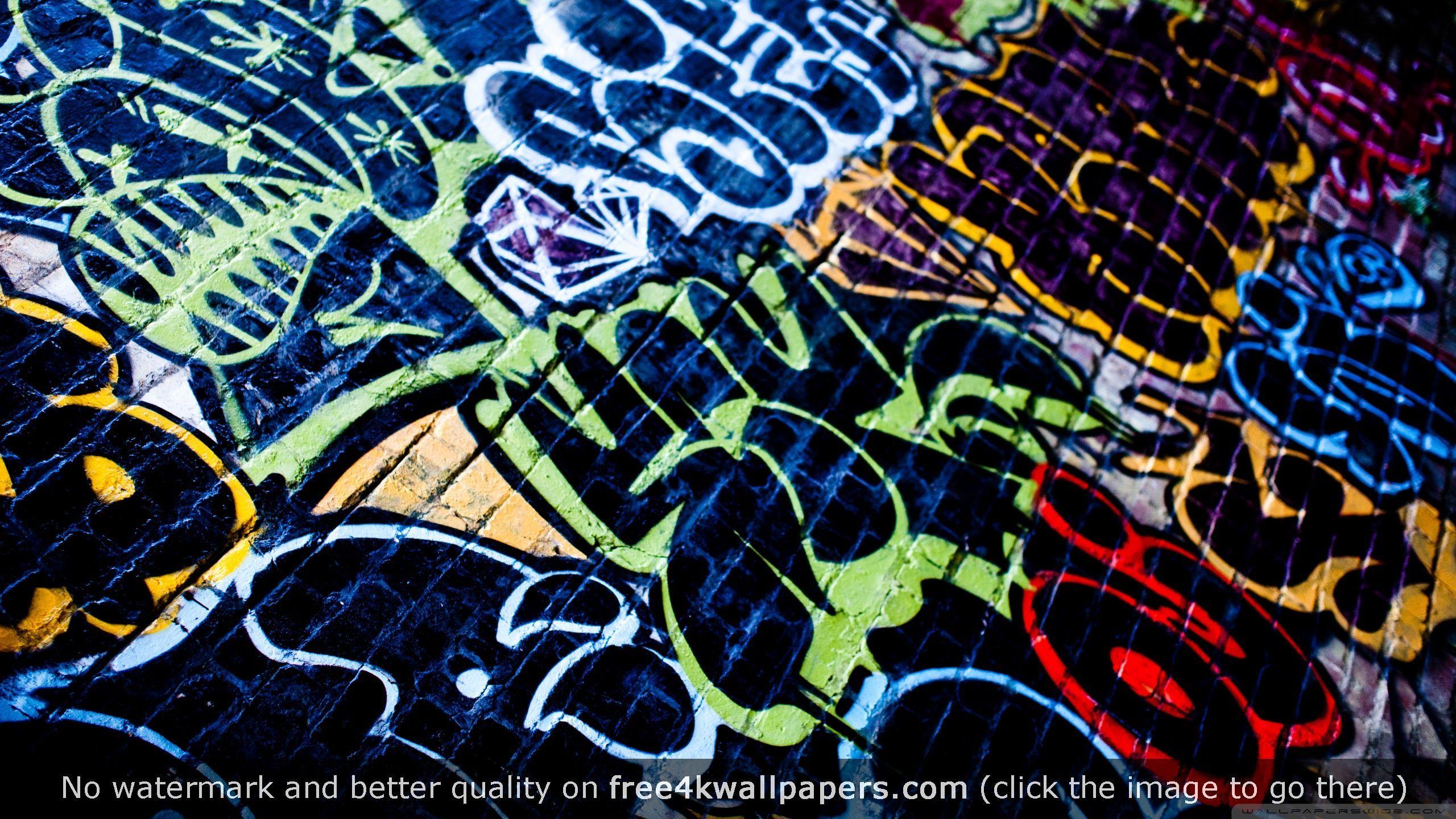2560x1440px hip hop graffiti wallpaper - wallpapersafari