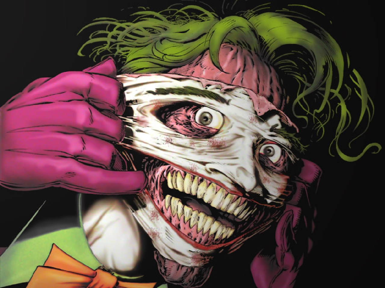The Joker Comic   Viewing Gallery 1280x960