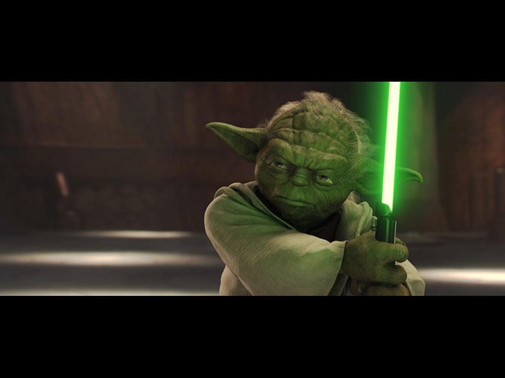 Yoda background wallpapersafari - Star wars quotes wallpaper ...
