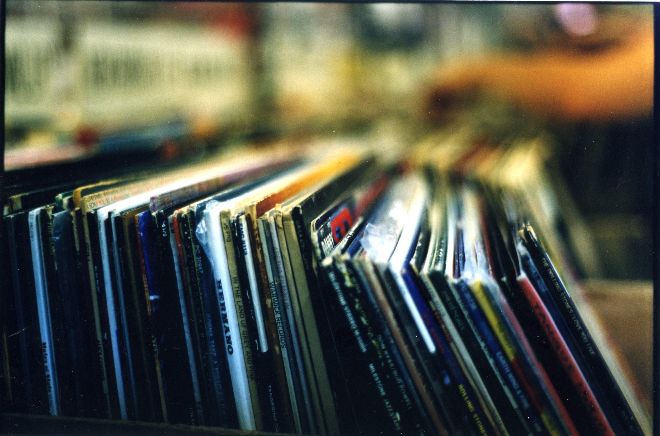 record albums HD Wallpaper   General 1097024 2700x1784