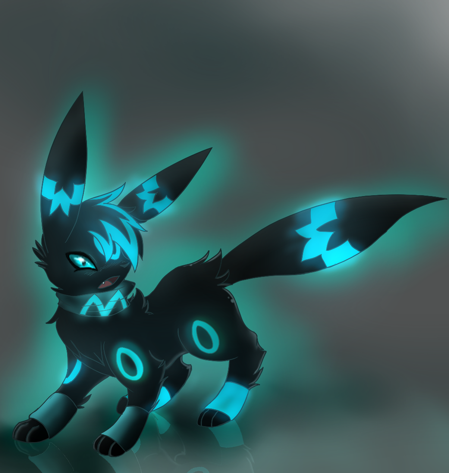 CYan as an umbreon by Pikachim Michi 900x949