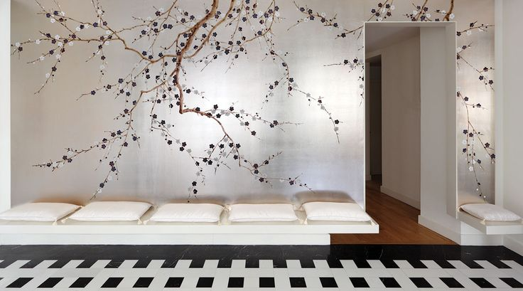 de Gournay Our Collections   Wallpapers Fabrics Collection 736x409