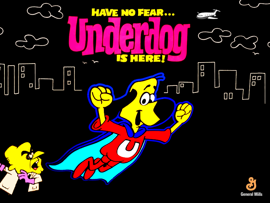 1024x768 Classic Underdog desktop PC and Mac wallpaper 1024x768