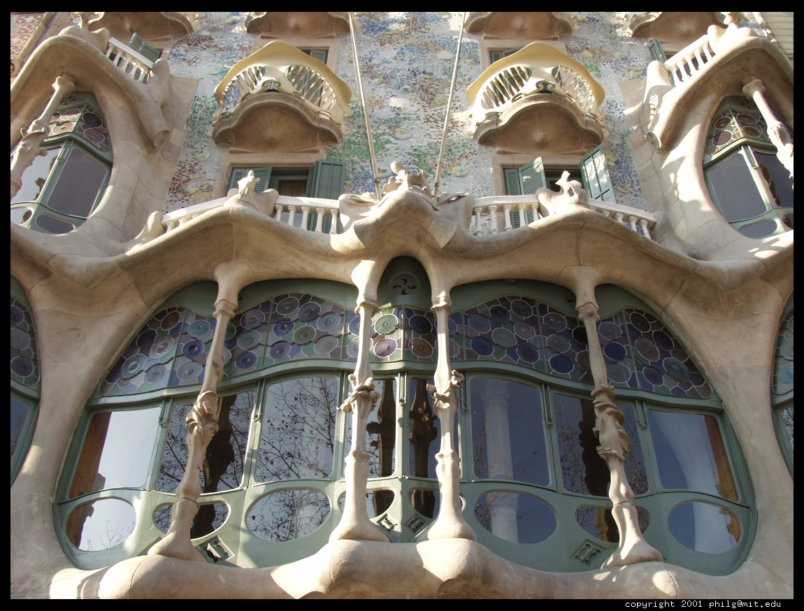 GAUDI HD wallpaper a005   Album Gaudi Wallpaper wallpapers 1150x874
