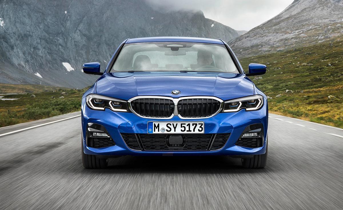 Free download 2019 BMW 3 Series Rear Wallpaper ...