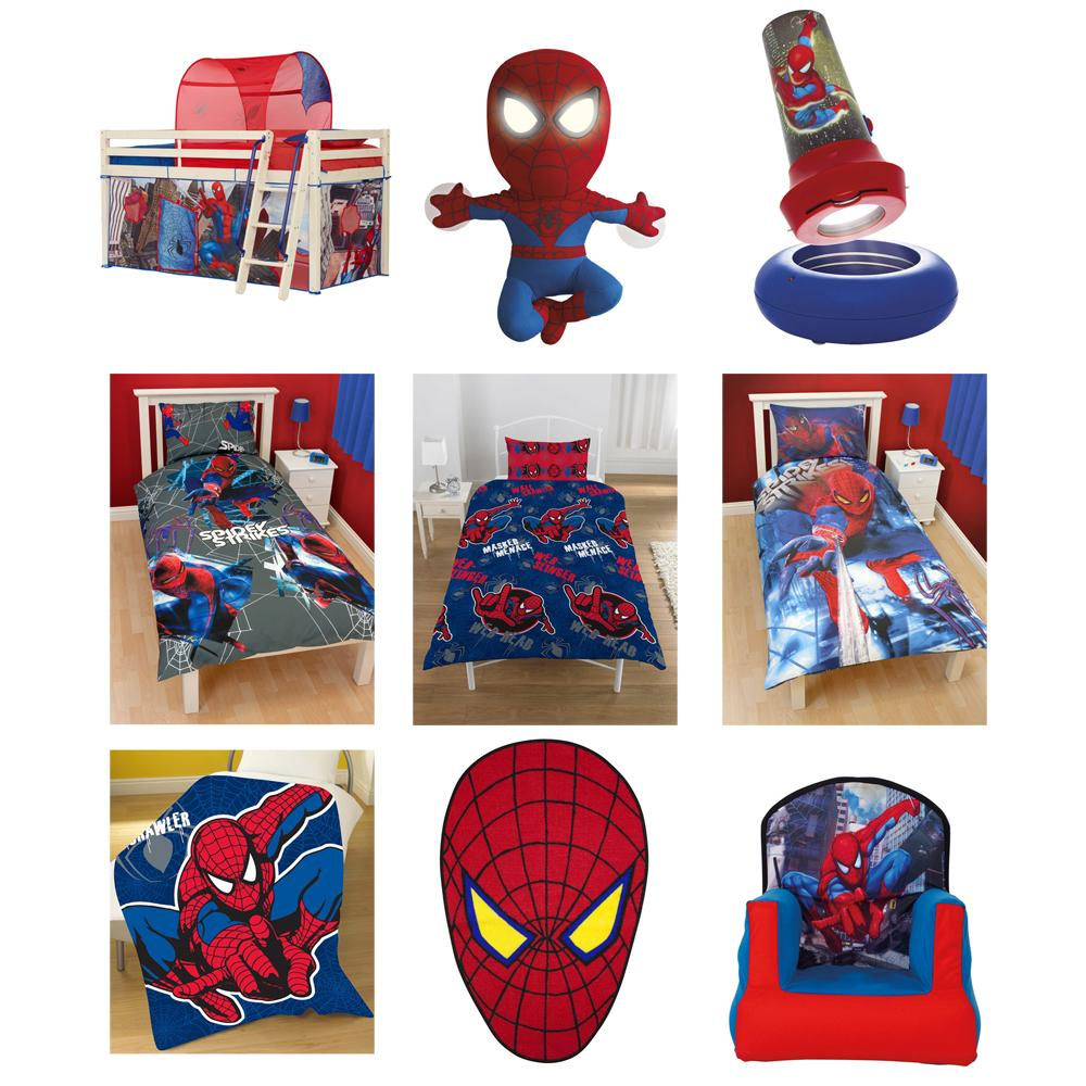 Free Download Spider Man Bedroom Accessories 1000x1000 For