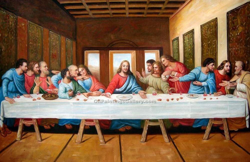The Last Supper (Leonardo da Vinci) - Wikipedia