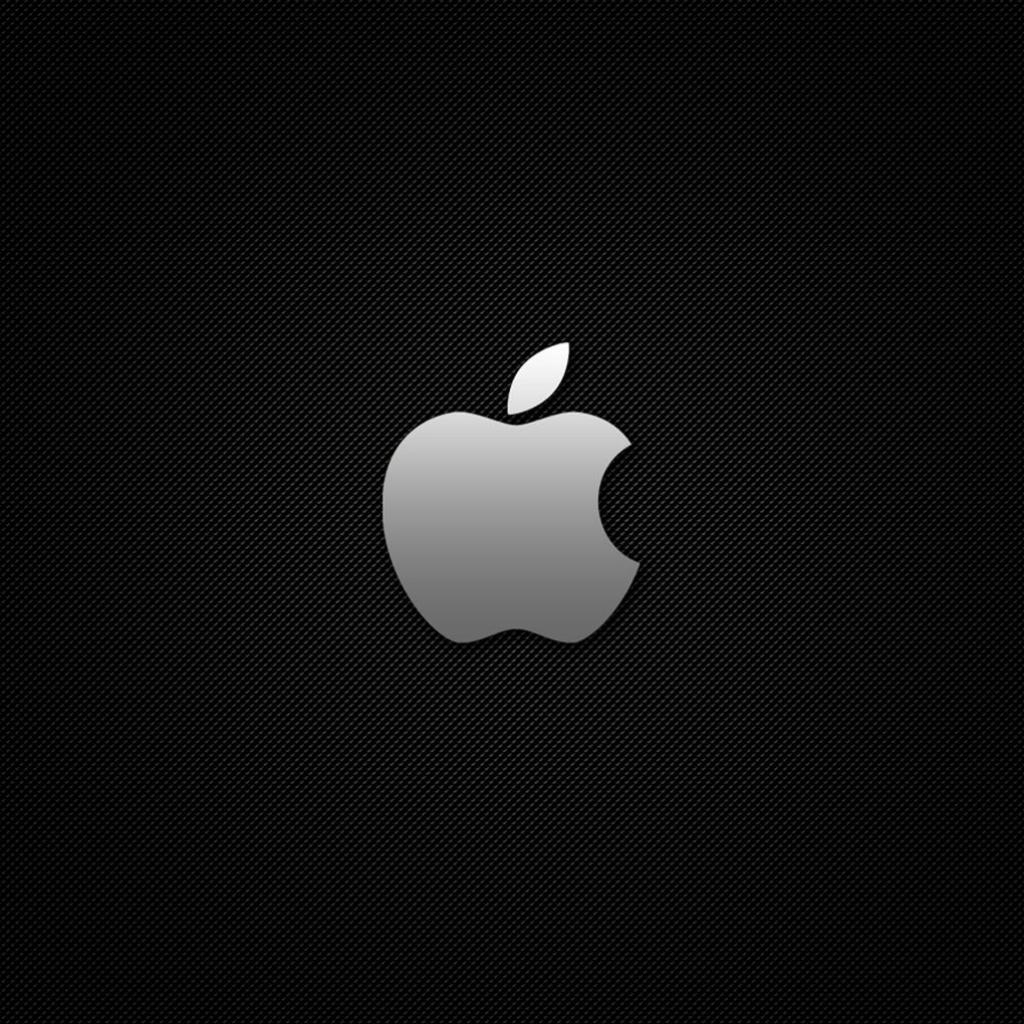 iPad Wallpapers Original apple logo   Apple iPad iPad 2 iPad mini 1024x1024