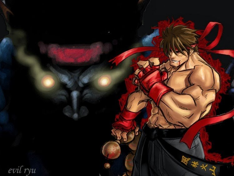 Free Download Hd Wallpapers Evil Ryu Wallpapers 750x563 For Your