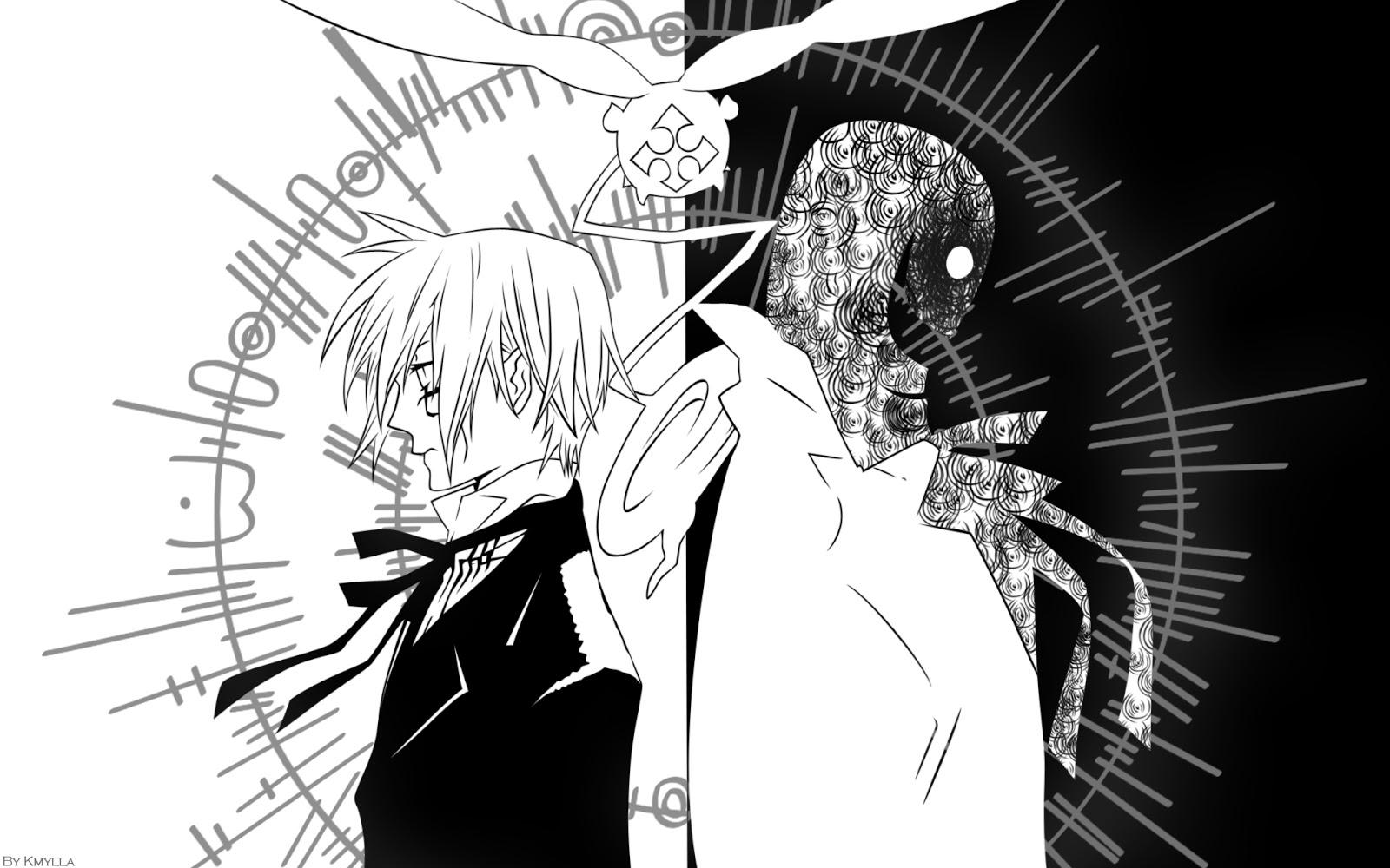 d-gray man manga ile ilgili görsel sonucu