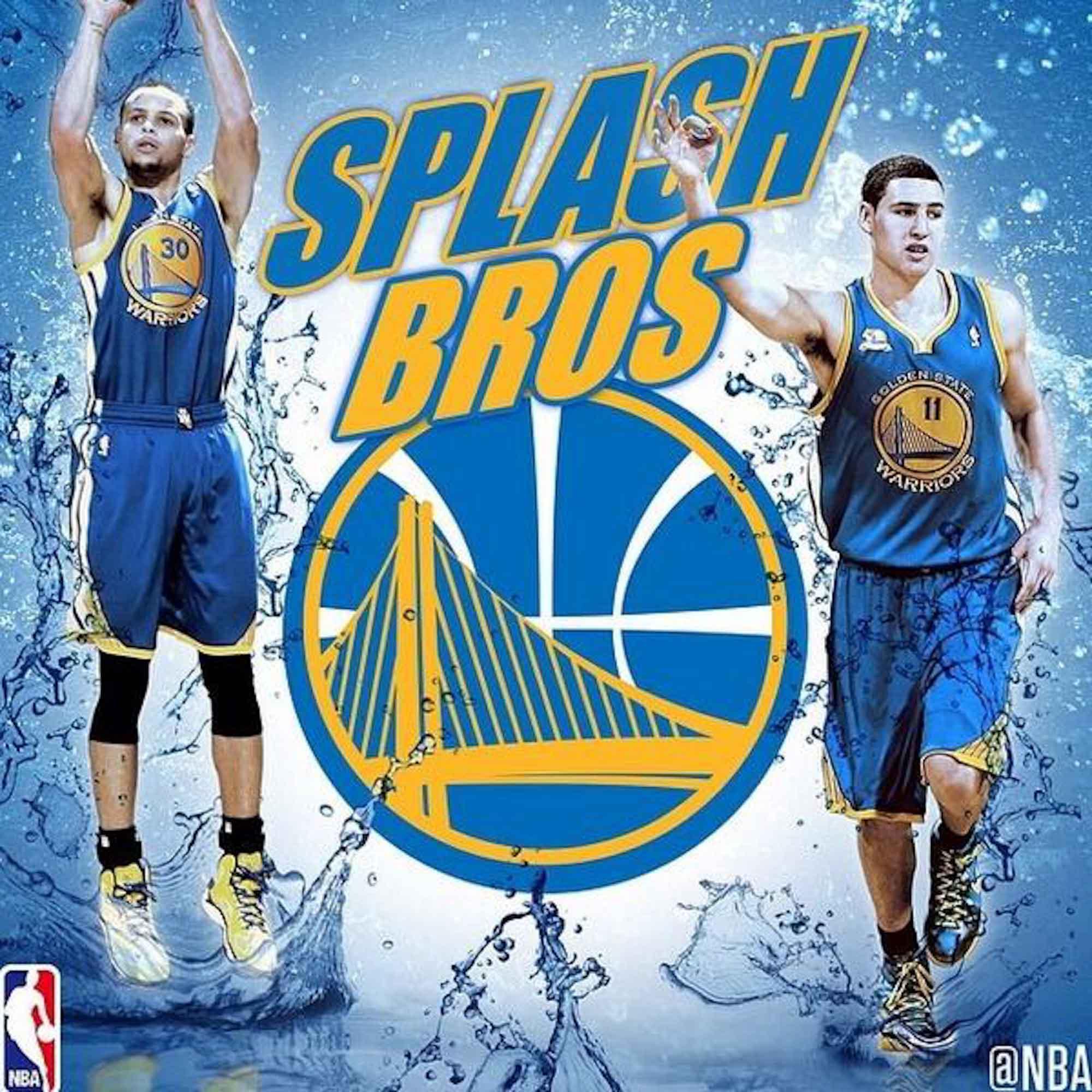 Splash Bros Stephen Curry Wallpaper 4755 Wallpaper Download HD 2000x2000