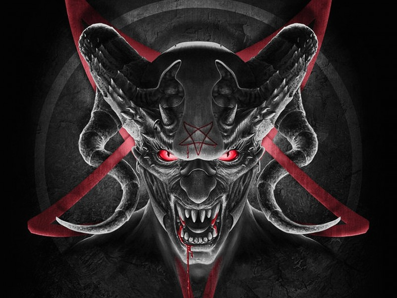 Evil Demon Wallpaper Demon Downloads 800x600
