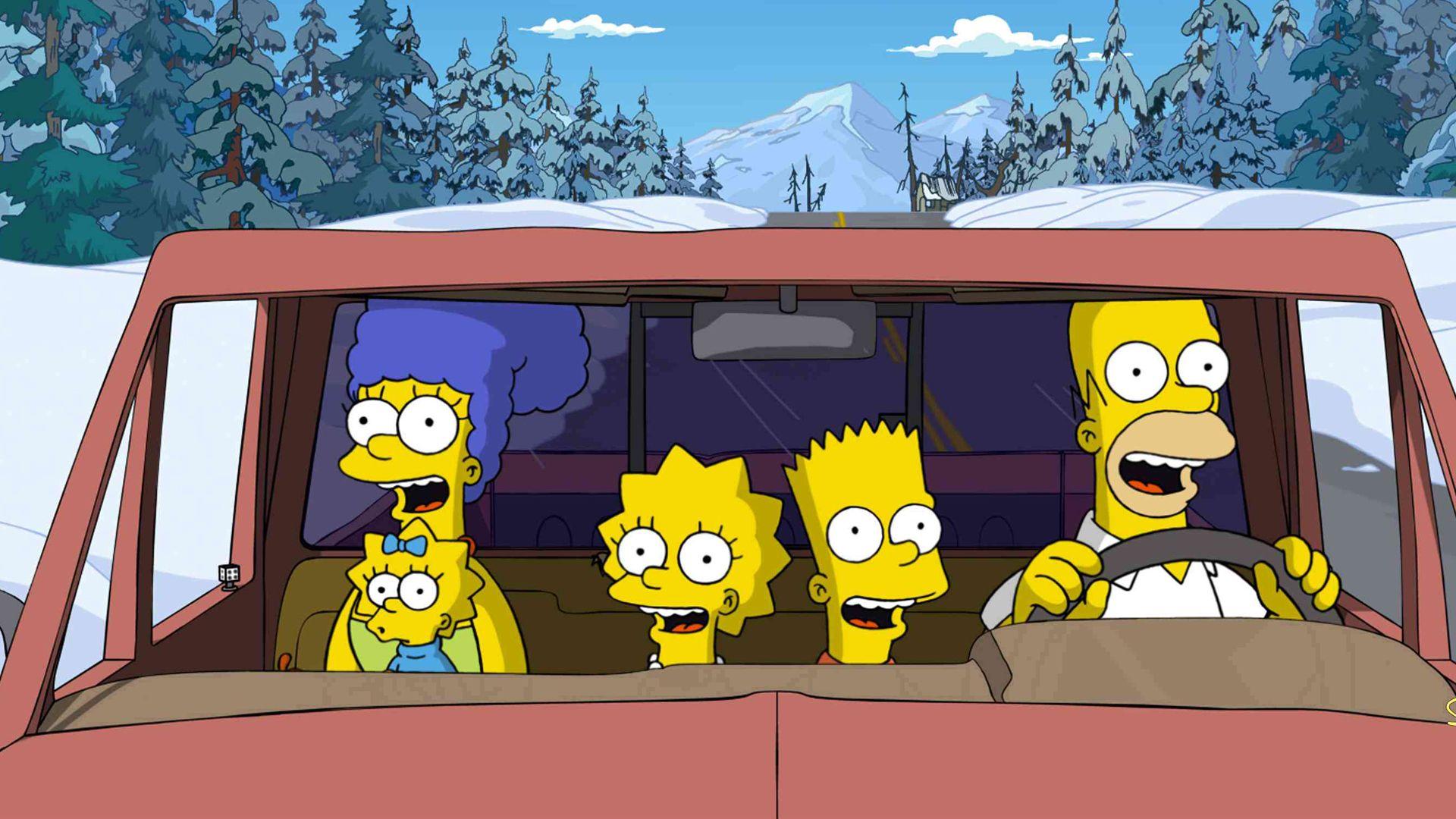 Simpsons Filme wallpaper   ForWallpapercom 1920x1080