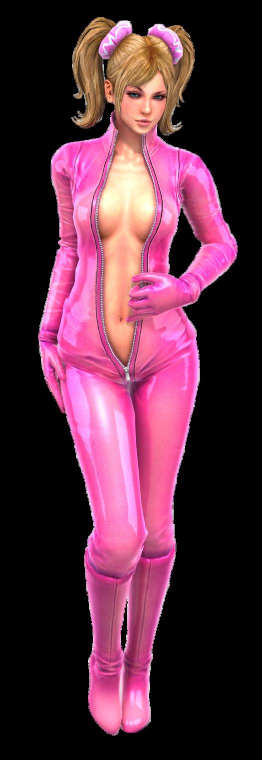 Lollipop Chainsaw Juliet Starling by saifbeatsart 525x1520