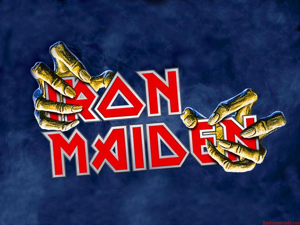 Iron Maiden 1024x768