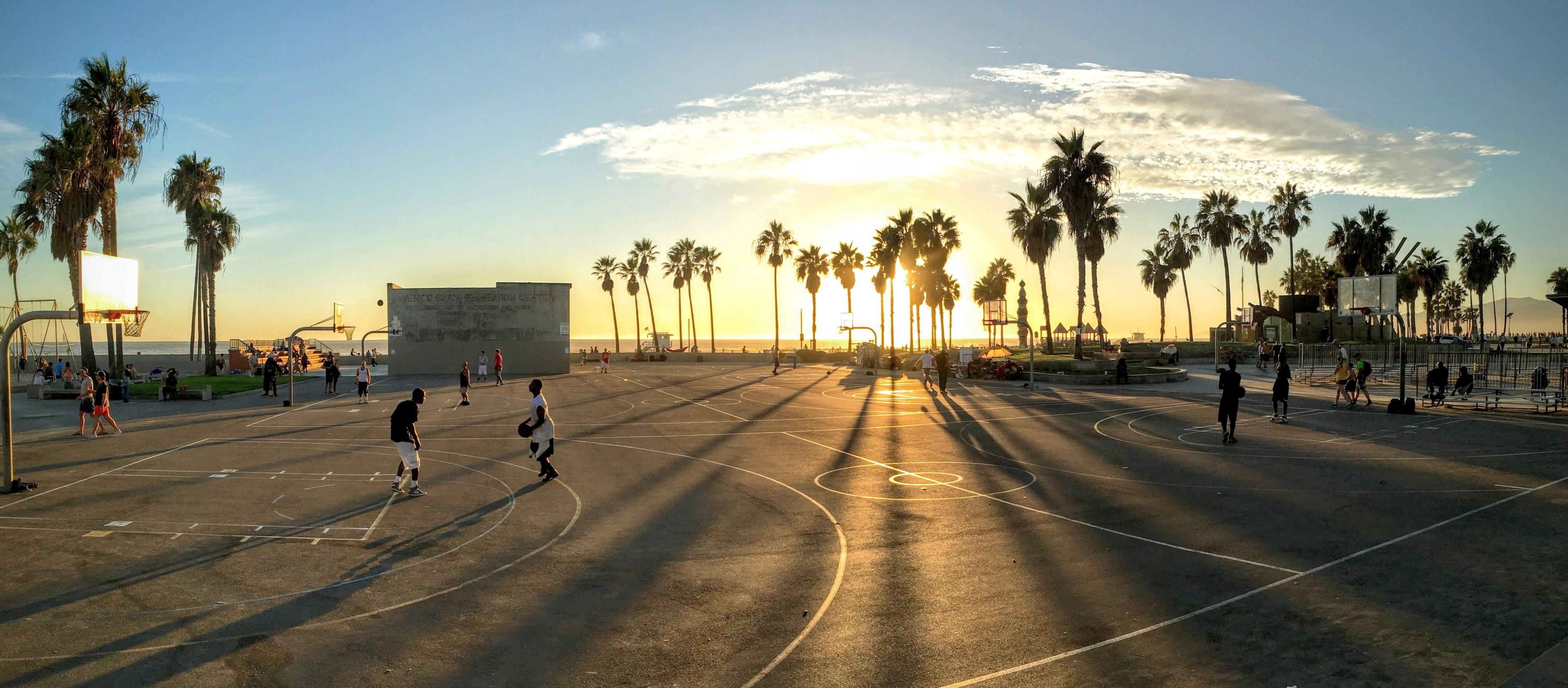 Venice Beach California Wallpaper 67 images 3840x1685