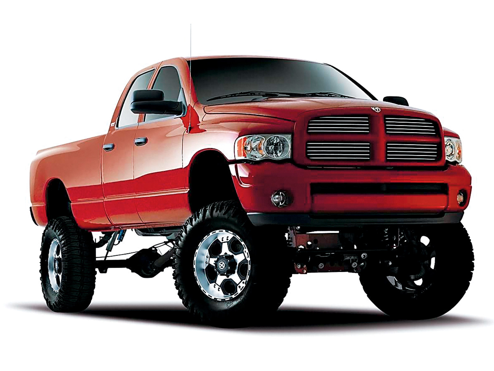 Lifted Dodge Trucks WallpaperRahasia Galeriku 1600x1200