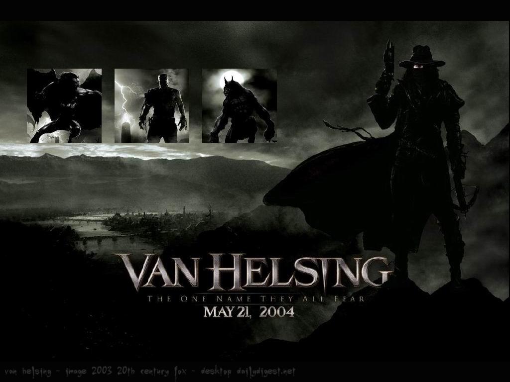 van helsing   Van Helsing Wallpaper 525092 1024x768