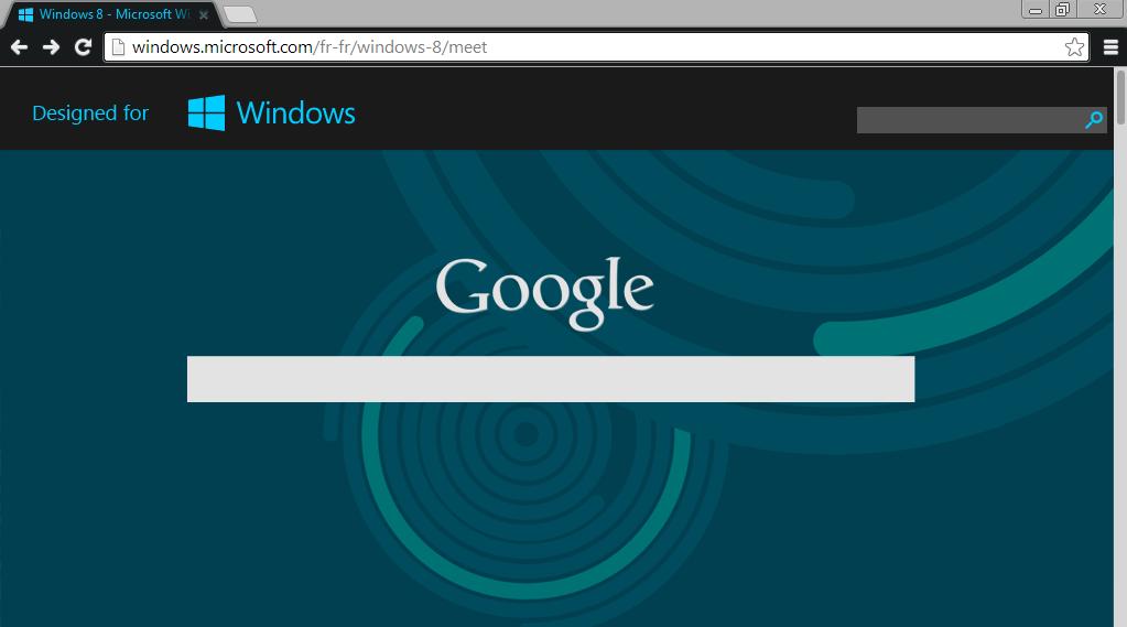 Download Windows 8 Chrome theme by sunkotora [1023x569] | 47+
