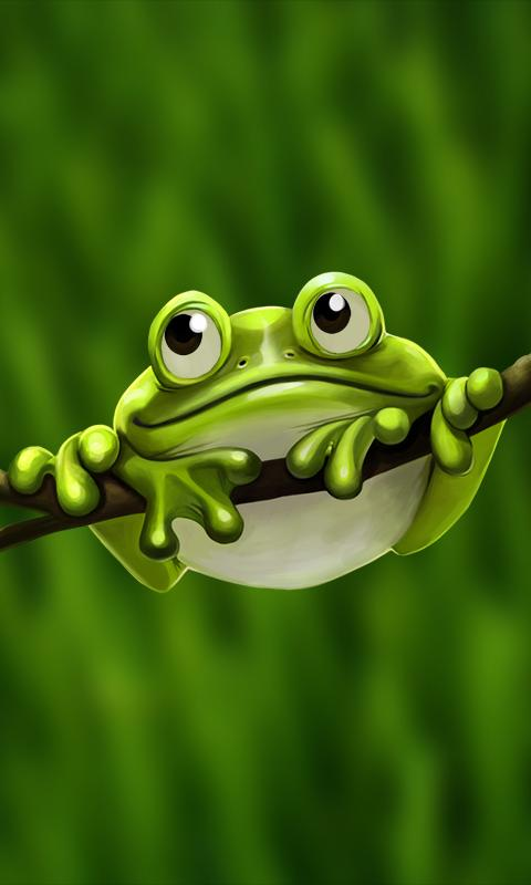 Cute Froggy Pro Live Wallpaper   Android Apps on Google Play 480x800