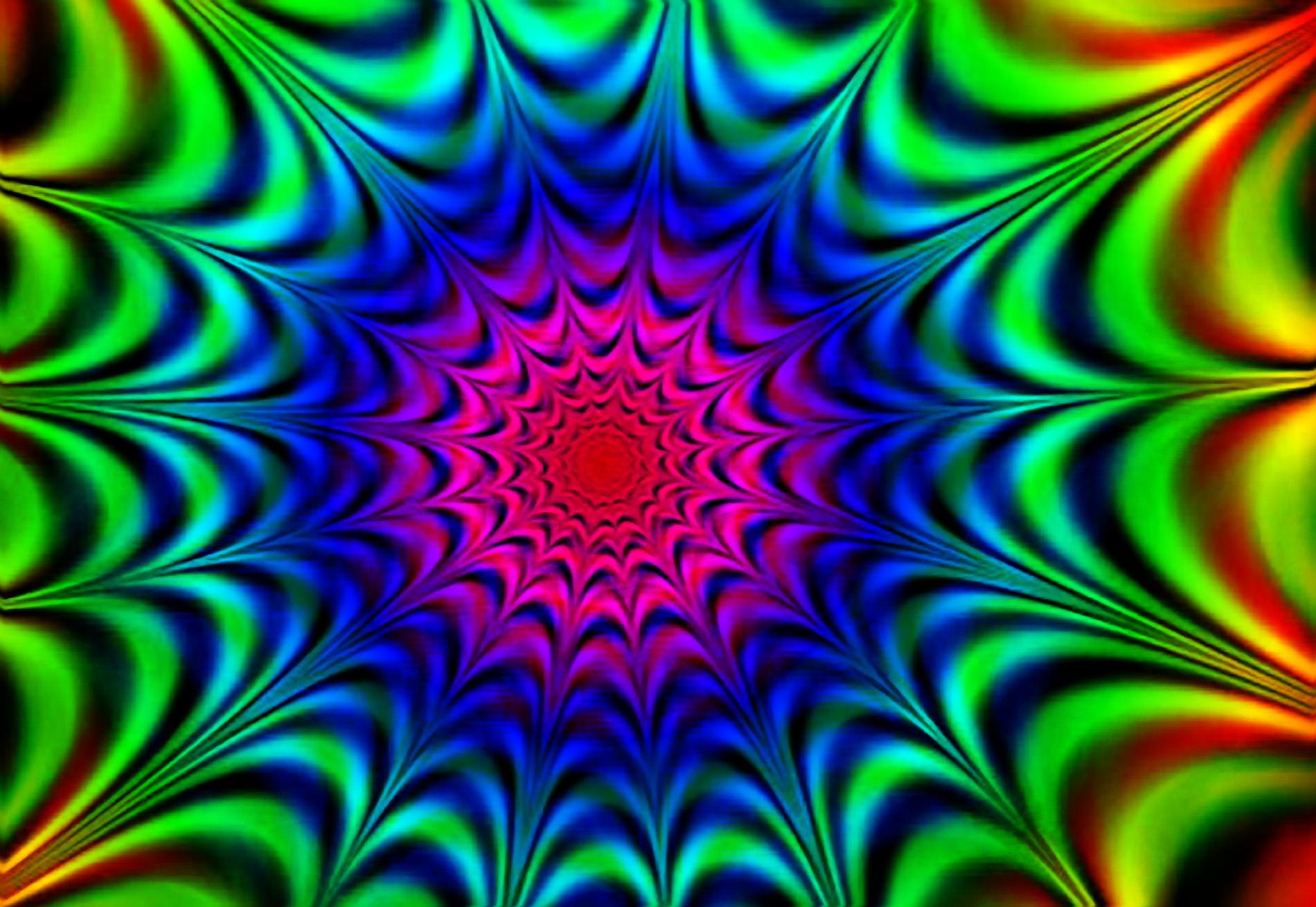 Optical Illusion Desktop Wallpaper - WallpaperSafari