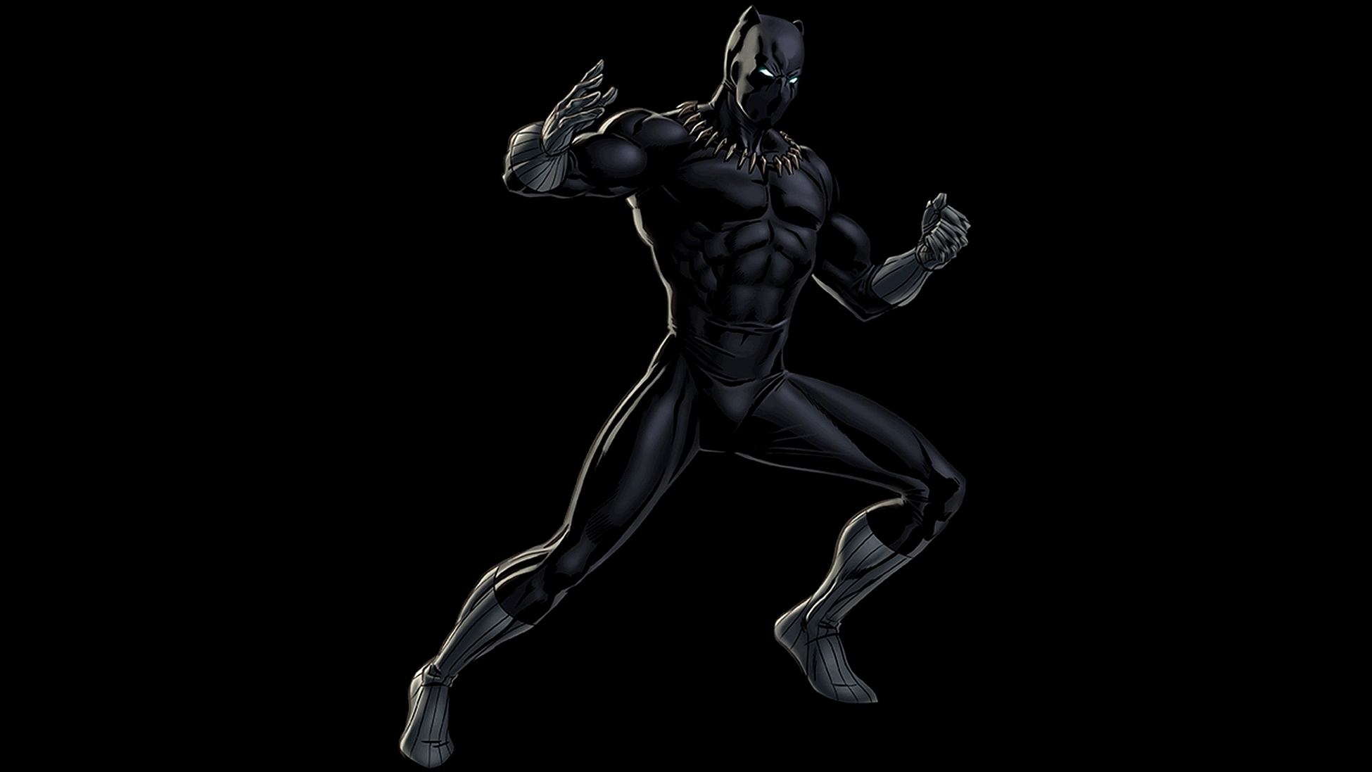 Comics   Black Panther Marvel Black Panther Wallpaper 1950x1097