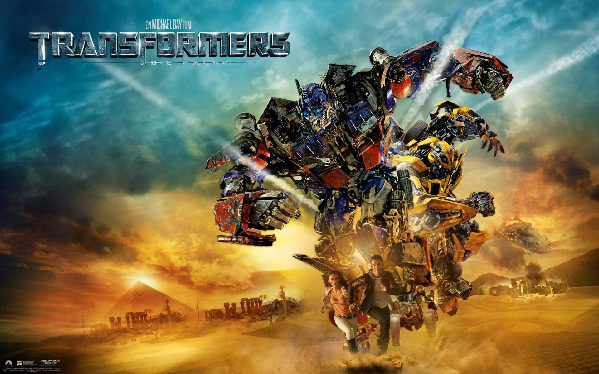 Free Download Transformers Revenge Of The Fallen Wallpaper Sf