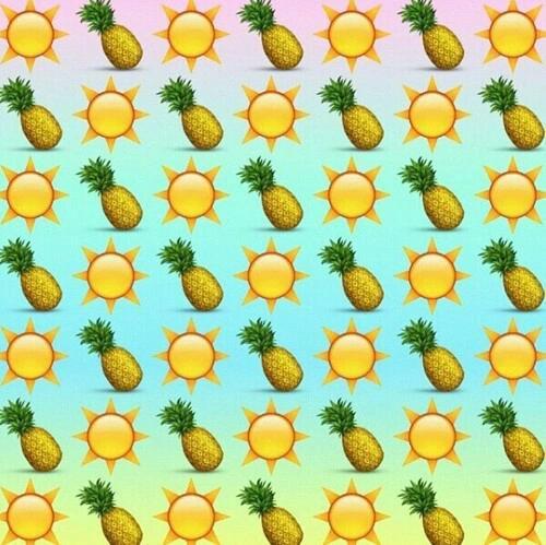 Maddie Ziegler on Twitter Summer emoji backgrounds Part 1 500x499