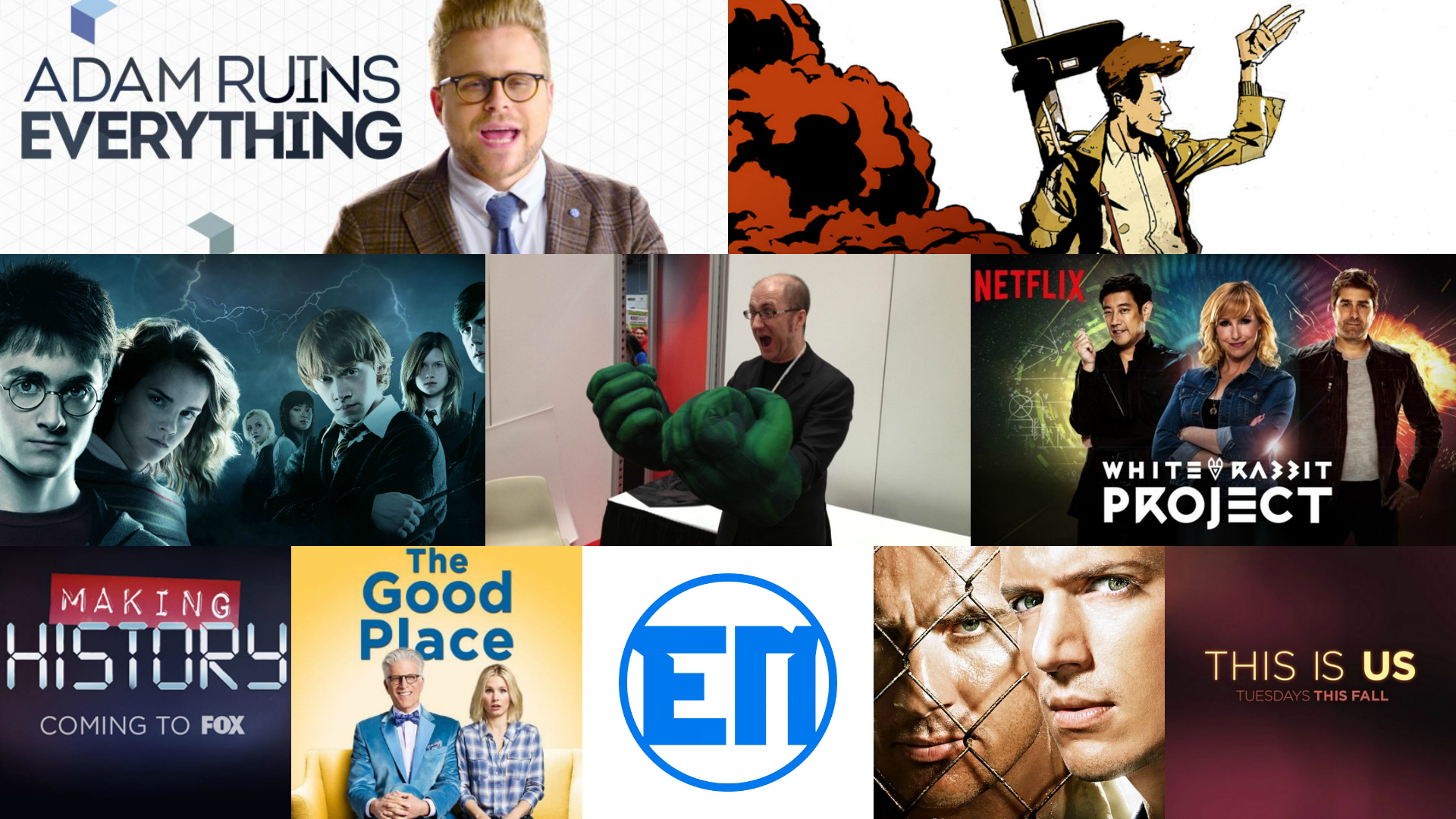 Adam Ruins Everything Wallpapers posted by Ryan Cunningham 1920x1080