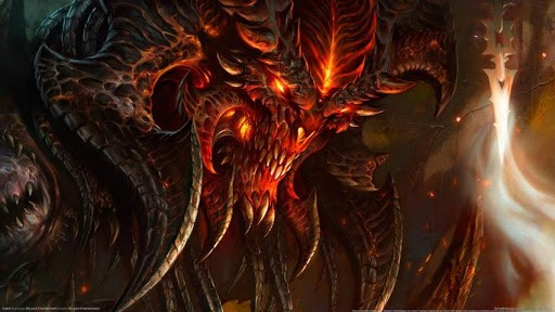 Download 3D Devil HD Horror Wallpaper for Android Appszoom 512x288