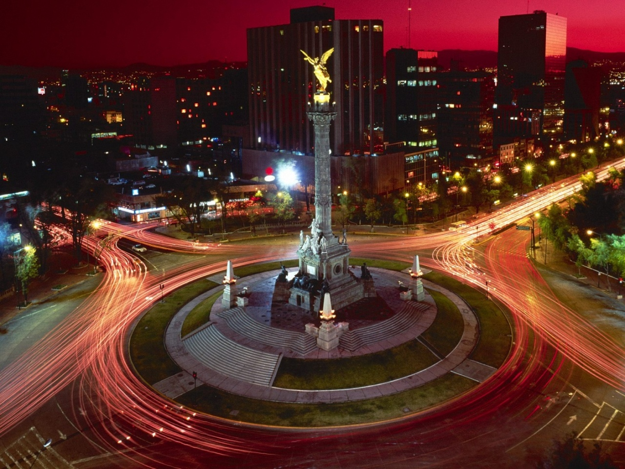 Mexico City Lights wallpapers Mexico City Lights stock photos 1280x960