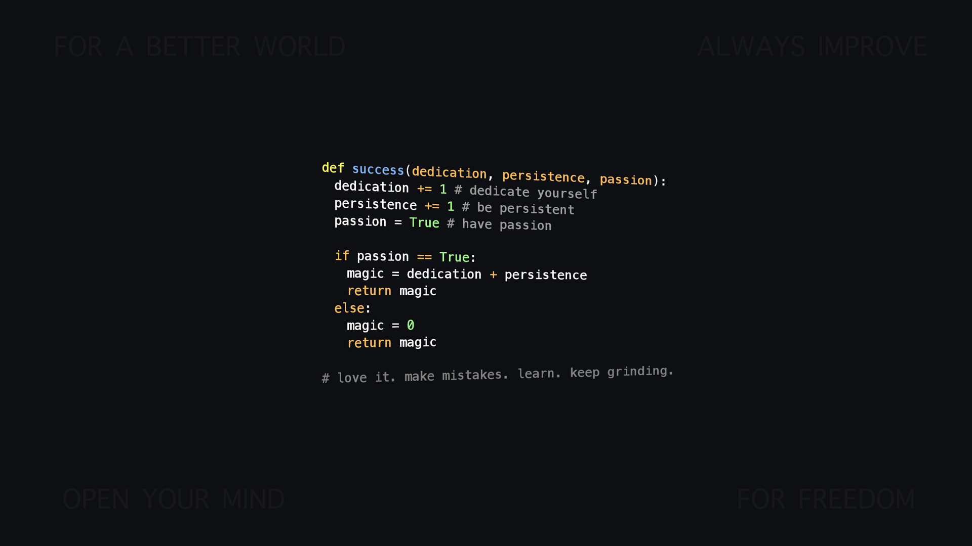 Programming HD Wallpapers for Desktop Coding Dont touch my 1920x1080