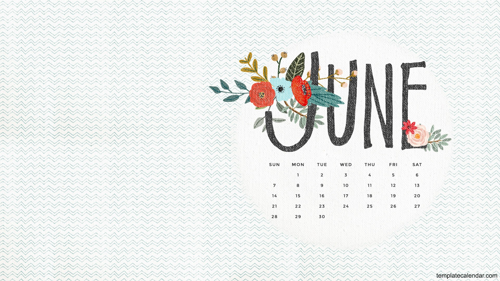 Desktop Wallpaper June 2018 Calendar Lamps Bobbygracefurniturecom 1920x1080