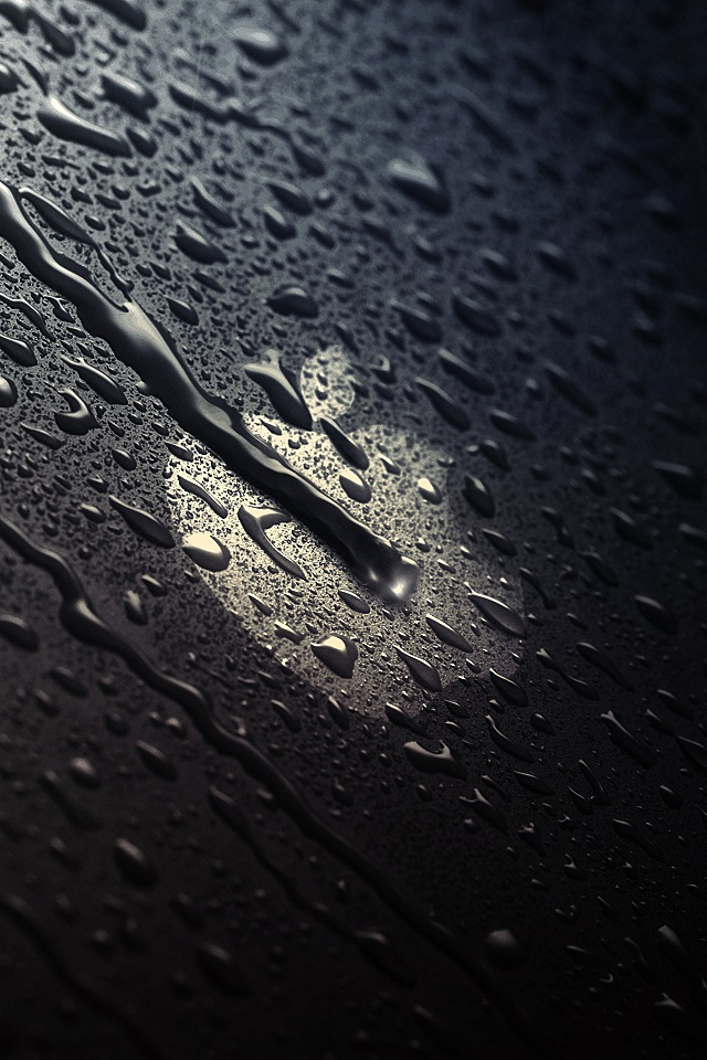 Free Download Apple Rainy Day Simply Beautiful Iphone