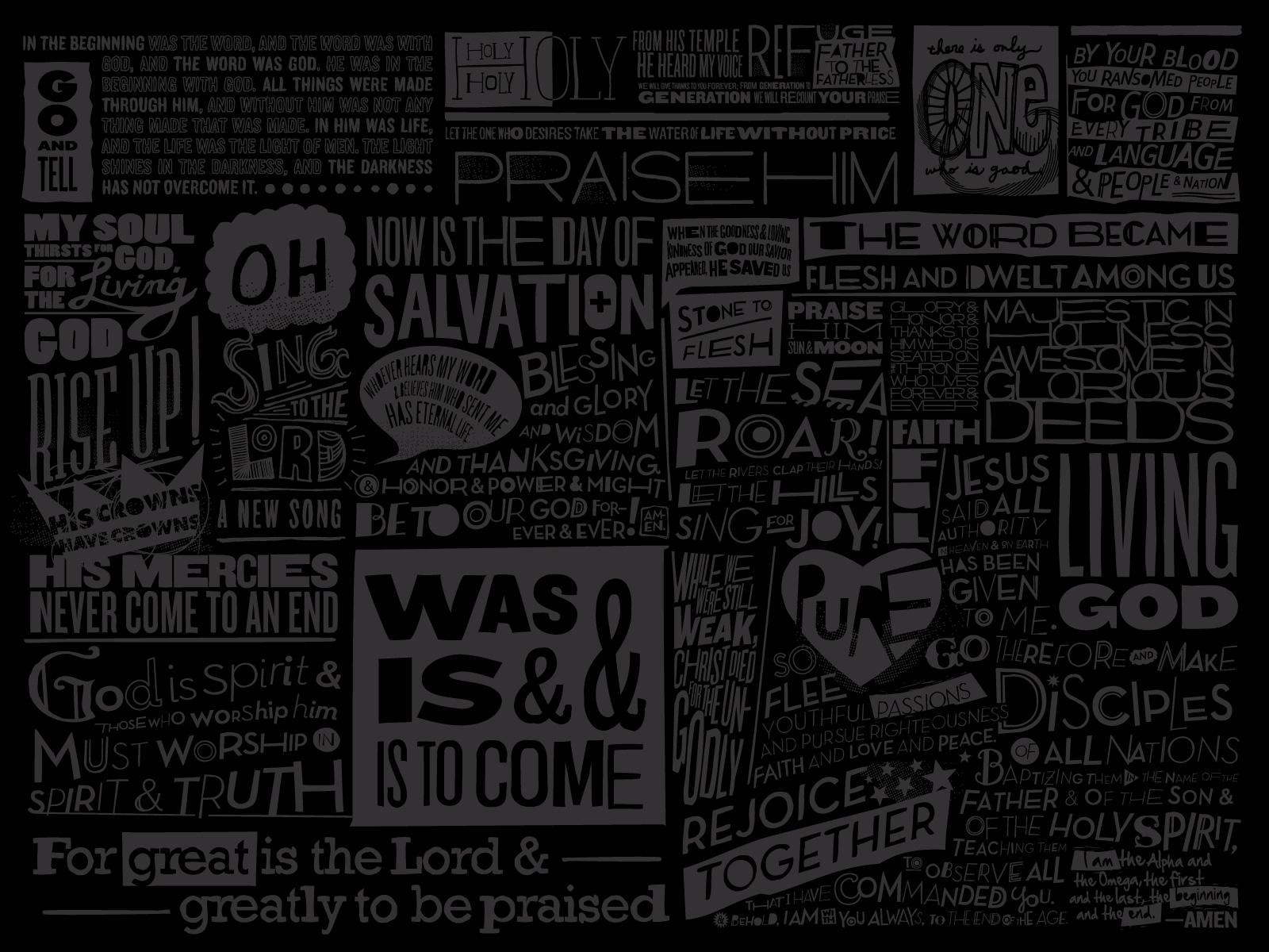 scripture wallpaper 16001200jpg First Baptist Church of Robinson 1600x1200