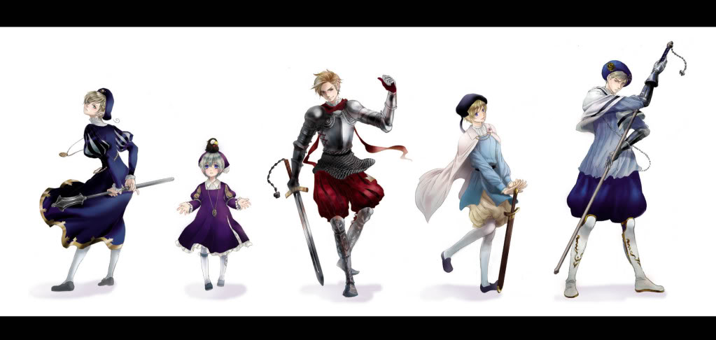 Hetalia Nordic Countries images Nordic 5 HD wallpaper and background 1023x486