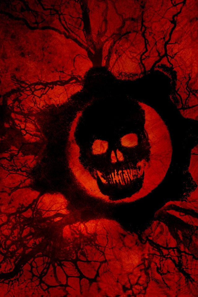 Gears Of War Iphone Wallpaper Wallpapersafari