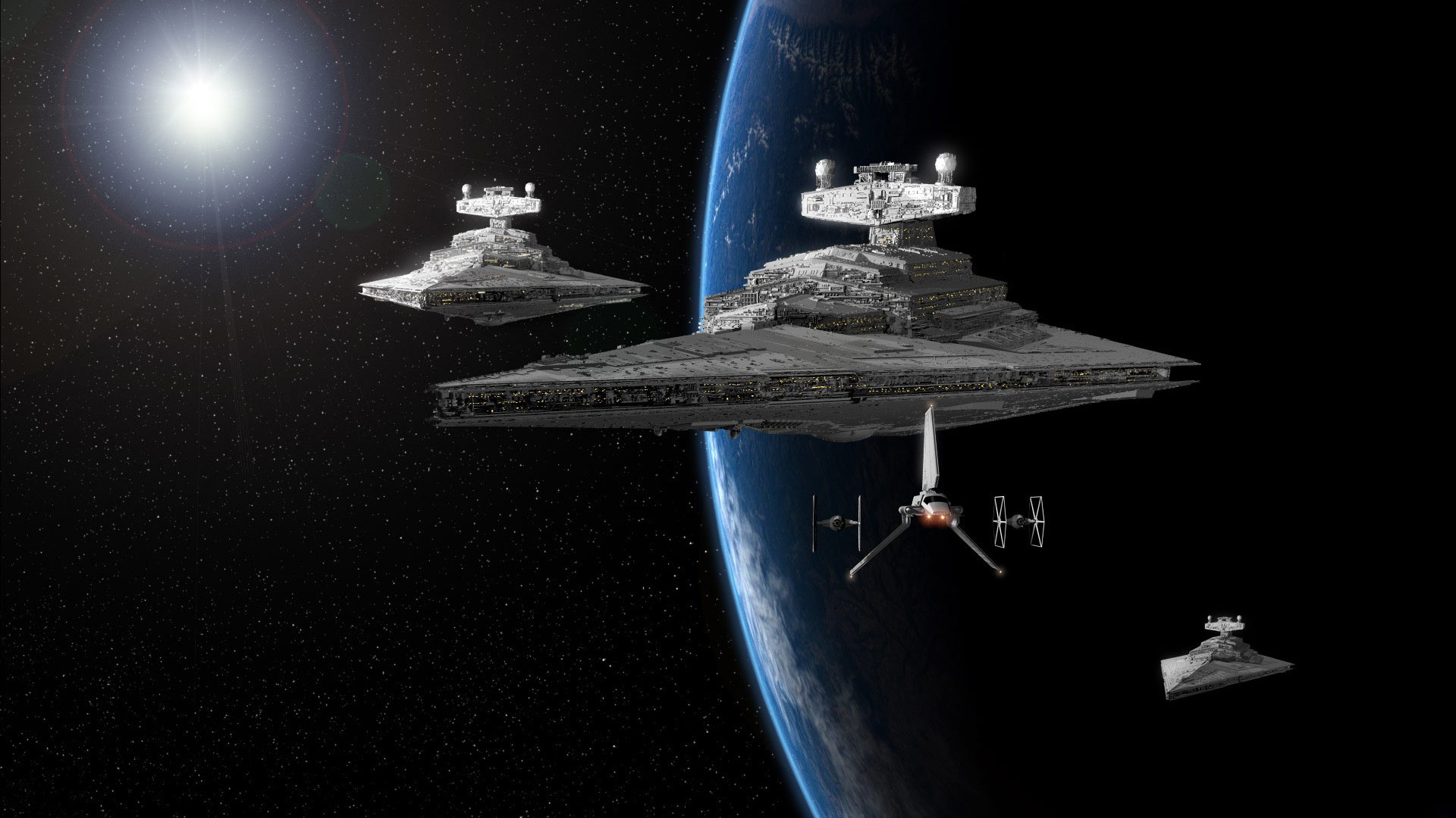 47 Star Destroyer Wallpaper Hd On Wallpapersafari
