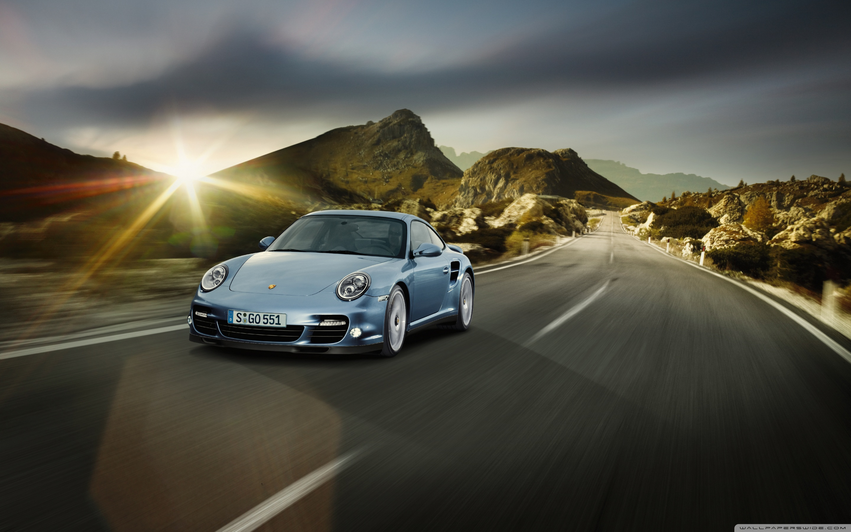 Porsche 911 Turbo Wallpapers and Background Images   stmednet 2880x1800