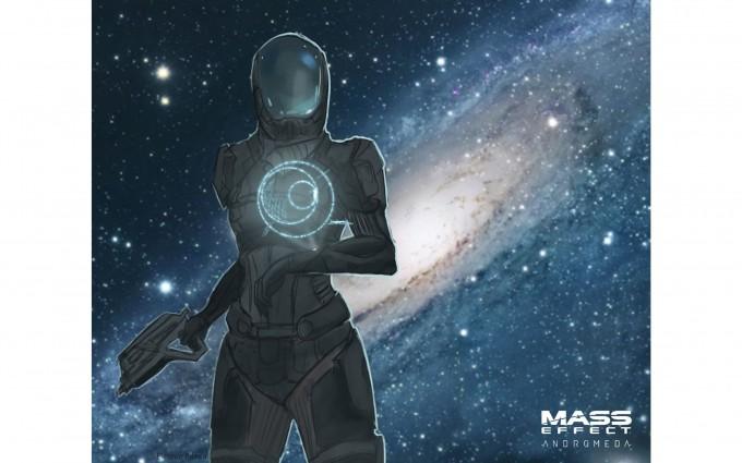 Cool 2016 Mass Effect Andromeda 4K Wallpapers 4K Wallpaper 680x425