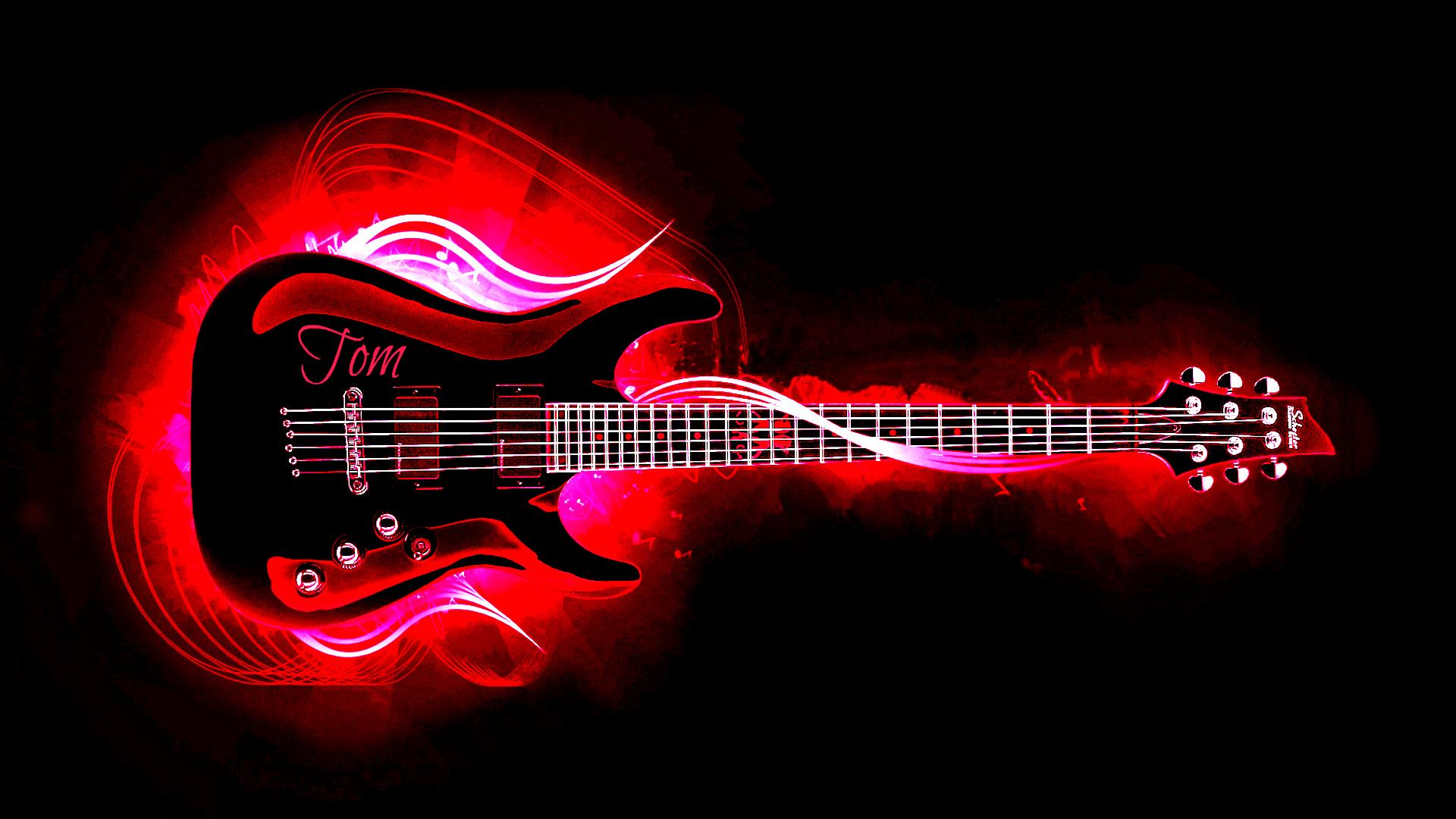 guitar wallpaper widescreen - photo #26