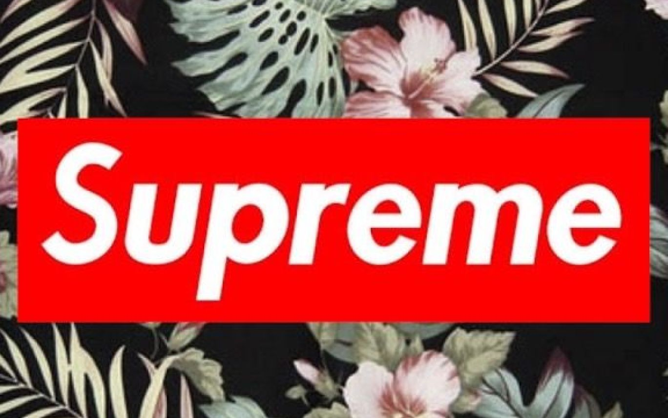 Free Download Supreme Floral Wallpaper 65 Group Wallpapers