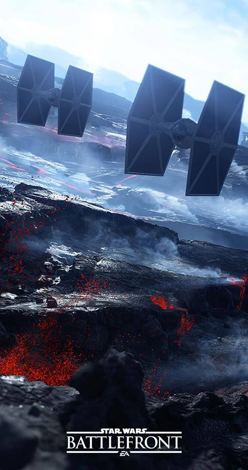 48 Star Wars Battlefront Iphone Wallpaper On Wallpapersafari
